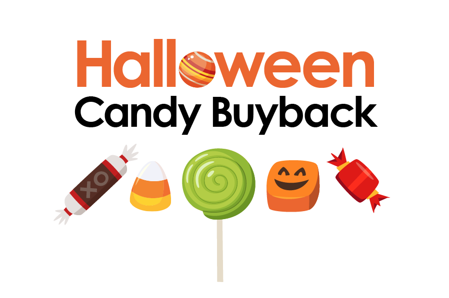 Halloween Candy Buyback 2019!
