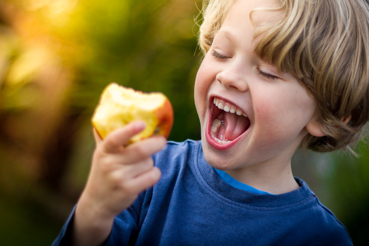 Tricks and Treats for Kids' Healthy Teeth
